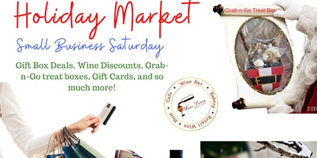 Holiday Market - Small Business Saturday tickets