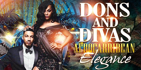 Dons and Divas: Afro-Carribean Elegance tickets