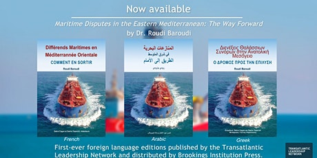 Book Launch: Maritime Disputes in the Eastern Mediterranean tickets