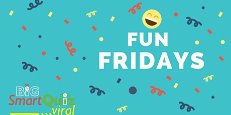Fun Friday: The best, most fun online pub quiz there is! tickets