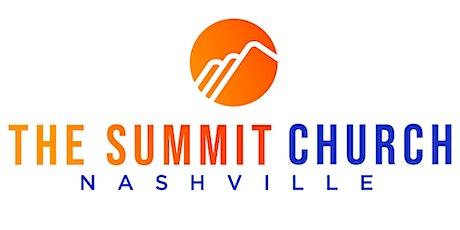 Worship Service at The Summit Church Nashville tickets