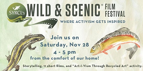 Wild & Scenic Film Fest with Family Art-i-vism tickets