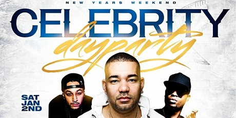 New Years Weekend: DJ Envy Celebrity Brunch & Day Party At Suite Lounge ATL tickets