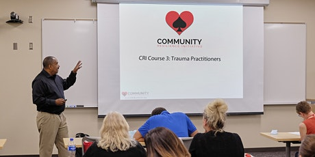 CRI Course 3: Trauma-Practitioners 4-Day Course tickets