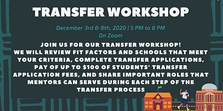 Pair-Facing Transfer Workshop tickets