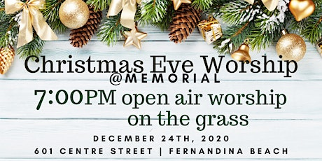 7:00PM Christmas Eve Worship (Outdoor) tickets