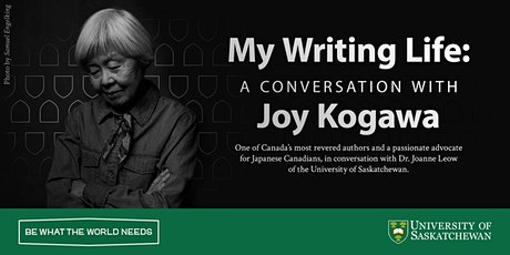 My Writing Life: A Conversation with Joy Kogawa tickets