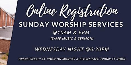 Southside Church Services:  Sunday  December 6  &  Wednesday December 9 tickets