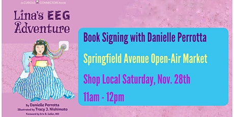 """""""Lina's EEG Adventure"""" Book Signing with Danielle Perrotta tickets"""