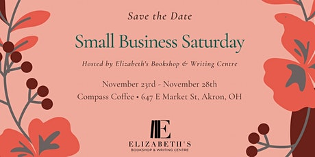 Small Business Saturday Holiday Bundles tickets