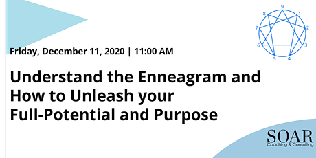 Learn About the Enneagram & How to Unleash Your Full Potential tickets