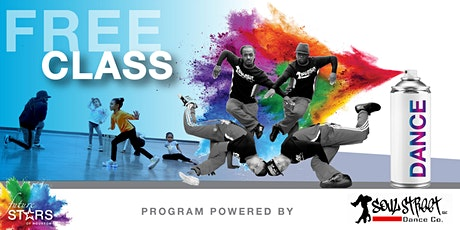 FREE DANCE CLASS Soul Street Dance Company At Future Stars Of Houston tickets