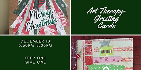 Art Therapy - Greeting Cards  KEEP ONE, GIVE ONE! tickets