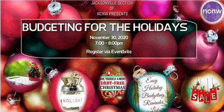 Budgeting For The Holidays tickets