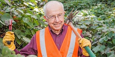 Newt Hardie Memorial Birthday Bash Invasive Clean-Up tickets