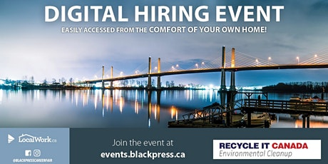 Black Press Virtual Career Fair tickets