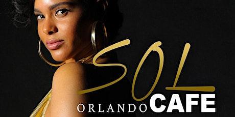 Sol Cafe at Ember - December 4th tickets