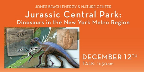 Jurassic Central Park: Dinosaurs in the New York Metro Region tickets