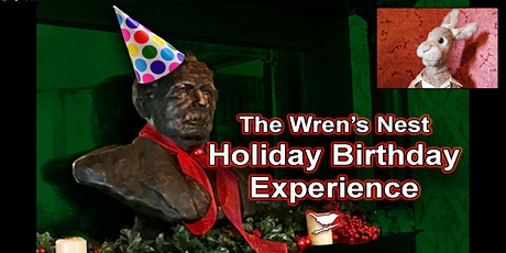 The Wren's Nest Virtual Holiday Birthday Experience tickets