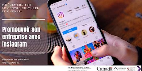 Promouvoir son entreprise avec Instagram tickets