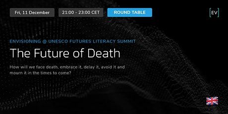Round Table | The Future of Death tickets