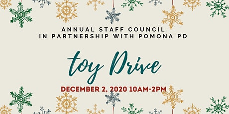 Holiday Cheer is Here - Toy Drive tickets