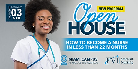 Nursing Success Workshop - Miami Campus, January Class Start! tickets