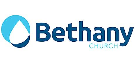 Bethany Church Indoor Service, November 29th at 9 am tickets