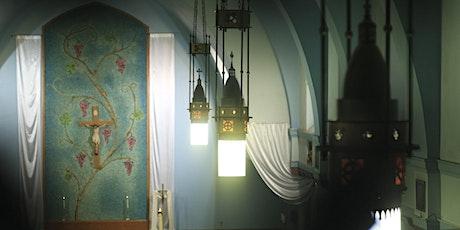 5PM - Misa Dominical - 29 de noviembre - Inmaculada Concepción (Colton) boletos