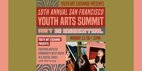 Creating Artistic Community with Youth in a Digital Space tickets