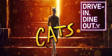 Cats - The Frida Cinema Drive-In at Tustin's Mess Hall Market tickets