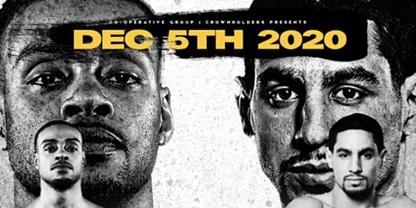 Spence Jr VS Garcia Watch Party At Opera tickets