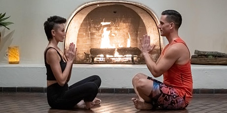I'll Be Om For The Holidays Fireside Yoga tickets