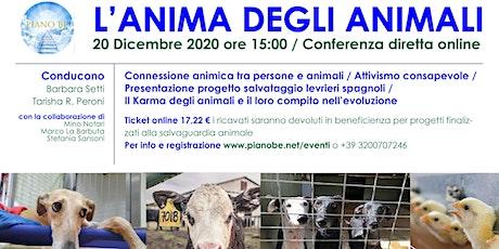 L'Anima degli Animali - 11^ Edizione biglietti