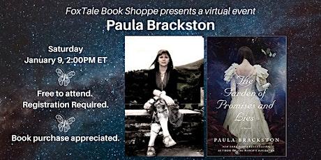 Paula Brackston, Virtual FoxTale tickets