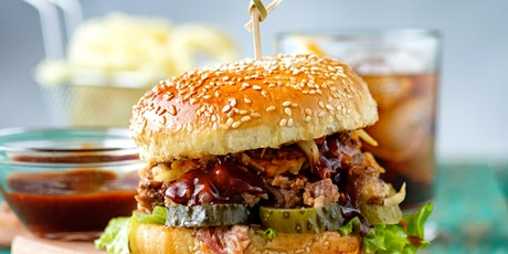 How to Build a Better Burger - Online Cooking Class by Cozymeal™ tickets
