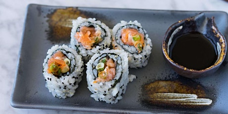 Essentials of Sushi Rolling - Online Cooking Class by Cozymeal™ tickets