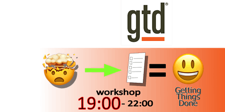 Online bijeenkomst: Getting Things Done tickets