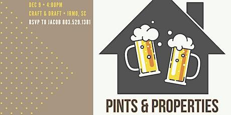 Pints & Properties tickets