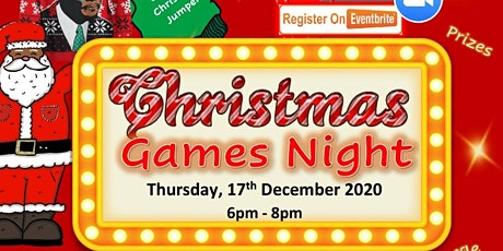 Christmas Games Night tickets