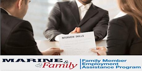Webinar - Interview Skills tickets