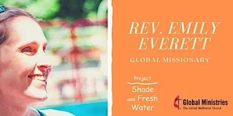 GBGM Missionary Presentation tickets