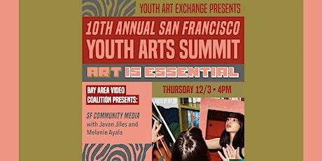 SF Community Media tickets