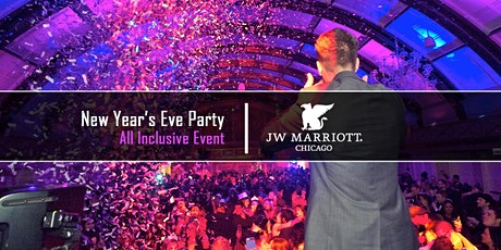 New Year's Eve Party 2022 at JW Marriott Chicago tickets