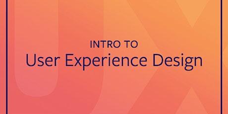 Intro to UX Design Free Live Online Seminar tickets