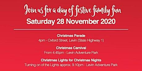 Horowhenua Christmas Carnival tickets