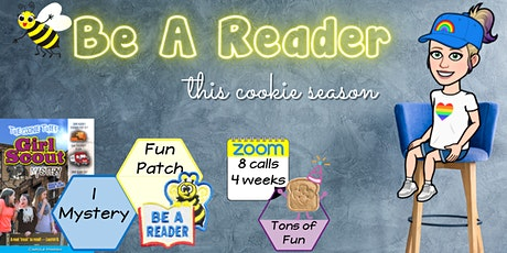 The Cookie Thief Girl Scout Mystery Book Club {Junior & Up) tickets