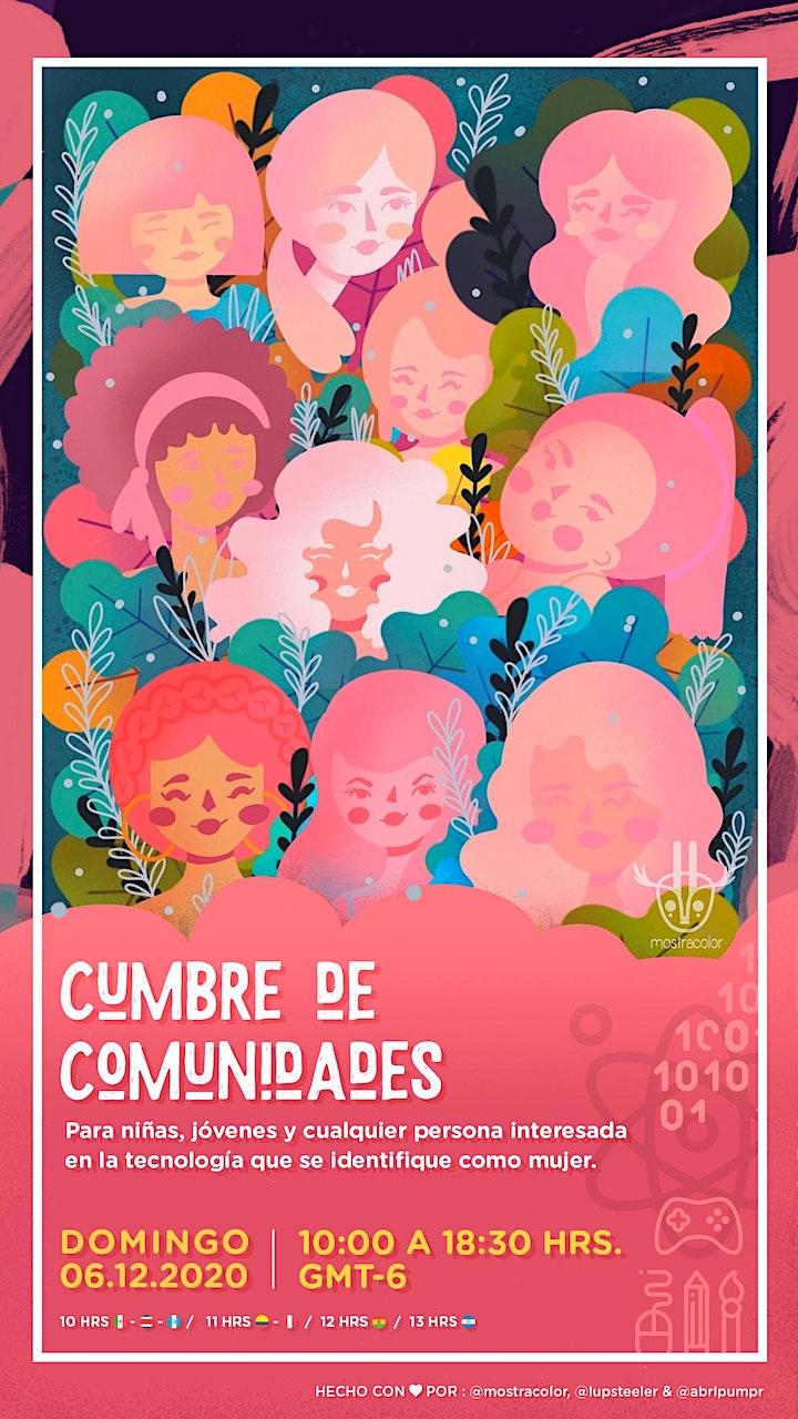 Imagen de Cumbre de Comunidades