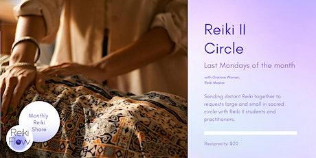 Reiki 2 Sending Circle with Grainne tickets