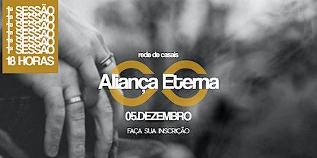 CULTO DE CASAIS - 05/12 ingressos